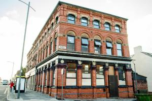 Innovation Guest House in Liverpool, Merseyside, England