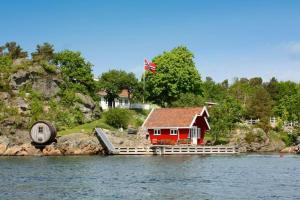 Photo of Three Bedroom Holiday Home In Kristiansand 1