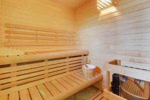 Three-Bedroom Holiday home in Tarm 2, Dovolenkové domy  Hemmet - big - 45
