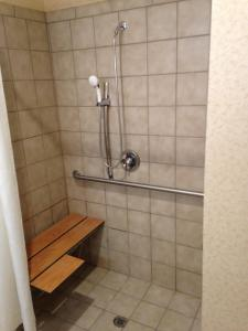 King Room - Disability Access with Roll In Shower