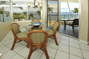 One Bedroom Oceanfront Apartment With Two Bath