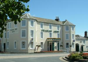 Graham Arms Hotel in Longtown, Cumbria, England