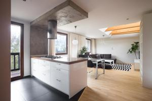 Design apartment in Prague 6