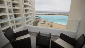 One-Bedroom Apartment with Sea View - 5th floor