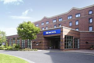 Novotel Newcastle Airport in Newcastle upon Tyne, Tyne & Wear, England