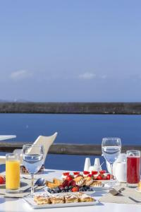 Azzurro Suites, Aparthotels  Fira - big - 44