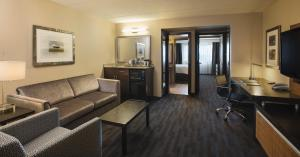 One Bedroom Double/Double Suite