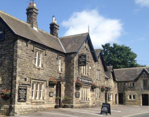The Station Hotel in Birstwith, North Yorkshire, England