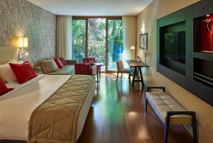 Junior Suite with Double Bed and Sofa Bed