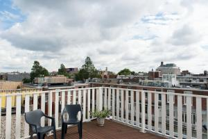 Photo of Roof Terrace Apartment Amsterdam