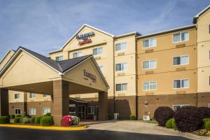 Photo of Fairfield Inn By Marriott Little Rock North