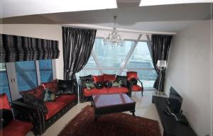 Appartamento Luxury Three Bedroom Apartment, Dubai