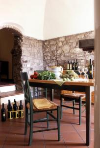 Agriturismo Uliveto Saglietto, Farm stays  Imperia - big - 11