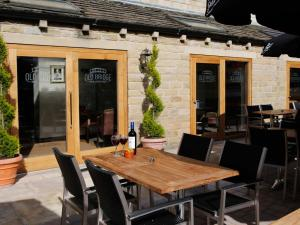 The Old Bridge Inn, Locande  Holmfirth - big - 30