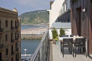 Appartamento Boulevard Terrace Apartment by FeelFree Rentals, San Sebastián