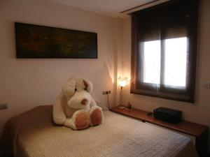 One-Bedroom Apartment with Sofa Bed-Muntaner 119
