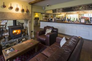 The Red Well Country Inn in Carnforth, Lancashire, England