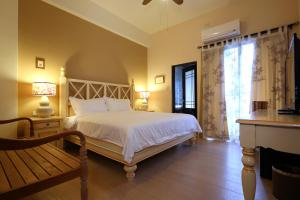 Flower Villa, Country houses  Jian - big - 79