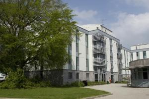 Keynes College, University of Kent in Canterbury, Kent, England