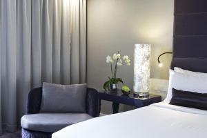 Club Kamer met Kingsize Bed of 2 Aparte Bedden