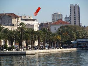 Appartement Diocletian Apartments & Rooms, Split