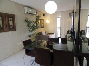 Two Bedroom Deluxe Apartment with Balcony