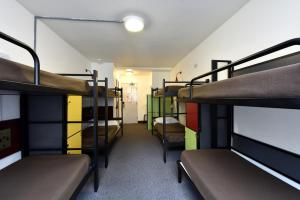 Bed in 8-Bed Female Dormitory Room with En-suite Bathroom