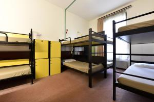 Bed in Dormitory Room for 8 People