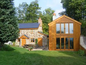 Green Whale Tump Bed & Breakfast in Ross on Wye, Herefordshire, England