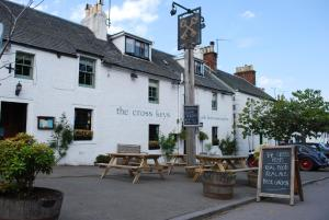The Cross Keys in Kippen in Kippen, Stirlingshire, Scotland