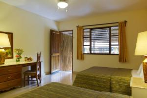 Deluxe Two double beds Bungalow