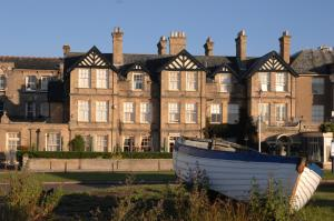 Wentworth Hotel in Aldeburgh, Suffolk, England