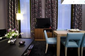 Canal House-suite med kingsize-seng