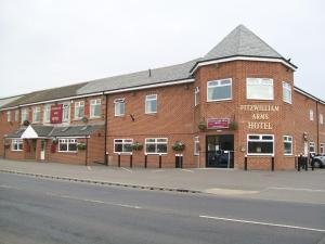 The Fitzwilliam Arms Hotel in Rotherham, South Yorkshire, England