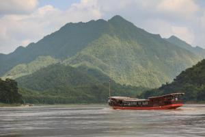 Photo of Mekong Cruises  The Luang Say Lodge & Cruises   Houei Say To Luang Prabang