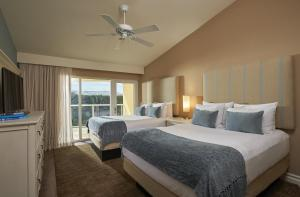 Three-Bedroom Suite with Gulf View