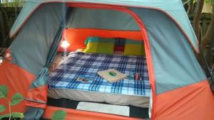 Outdoor Camping Tent King Bed
