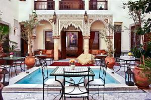 Pension Riad Al Loune, Marrakech