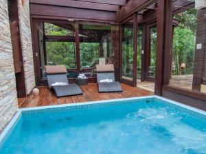 Chalet with Private Pool