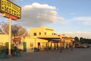 Silver Saddle Motel   Santa Fe