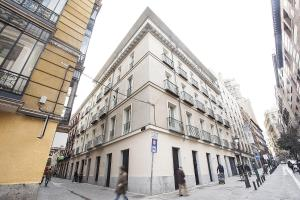 Splendom Suites Gran Via, Residence  Madrid - big - 40