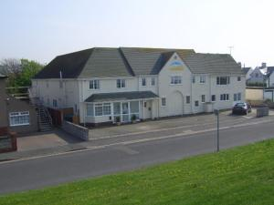 The Beach House in Prestatyn, Denbighshire, Wales