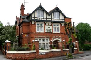 Grange Hotel in Newark upon Trent, Nottinghamshire, England
