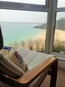 Carlyon Guest House in St Ives, Cornwall, England