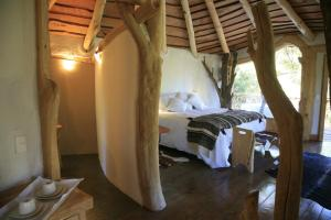 King or Twin Beds Tree-House Suite with balcony Spa Bath: Codorniz
