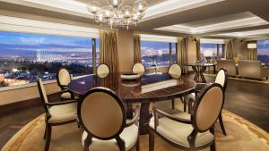 Presidential Suite with Executive Lounge Access