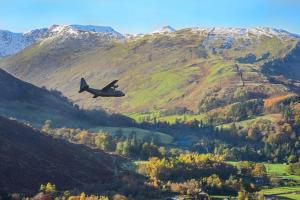 Crookabeck B&B in Patterdale, Cumbria, England