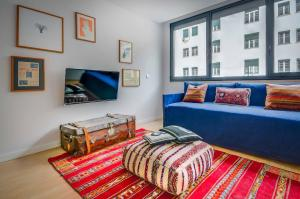 Appartamento Lisbon Serviced Apartments - Avenida da Liberdade, Lisbona