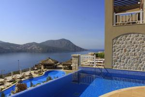 Likya Residence Hotel & Spa - Adults Only, Szállodák  Kalkan - big - 1