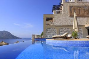 Likya Residence Hotel & Spa - Adults Only, Szállodák  Kalkan - big - 24